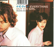 EVERYTHING BUT THE GIRL Walking Wounded 6TRX EDIT & 5 MIXES & DUB CD single