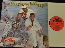 "12"" MC's of Rap Rap Records 1001 We Can Do This and Come & Get It (reggae)"