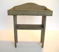 Miniature Primitive Dry Sink Shelf