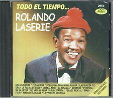 Rolando Laserie Todo El Tiempo   BRAND NEW  FACTORY SEALED   CD