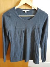 BODEN WOMEN'S / LADIES' BLUE JUMPER / KNITTED TOP - 100% CASHMERE - UK SIZE 10