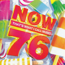 Now 76 That's What I Call Music CD MINT condition UK SELLER FREE POST in UK
