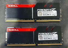 G.SKILL TRIDENTZ DDR4-4133 16GB DDR F4-4133C19D-16GTZA XMP 4133MHz 2133MHz