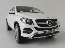 Mercedes-Benz GLE Coupe 2015 weiß 1/18 NOREV 183460 Mercedes C292 Crossover SUV