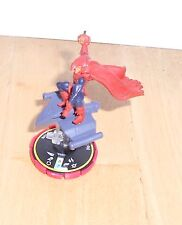 HERO CLIX - MARVEL UNIVERSE - HOBGOBLIN - FIGURE #76 - WITHOUT  CARDS  ROOKIE