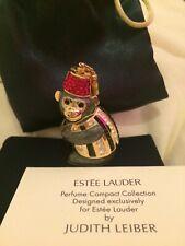 Estee lauder Pleasures Mischievous Monkey solid perfume compact