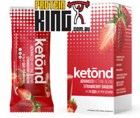 KETOND ADVANCED KETONE BLEND 15 PACKETS STRAWBERRY DAIQUIRI KETOSIS WEIGHT LOSS