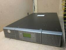 Dell PowerVault TL2000 Tape Drive Library w/ 2x LTO-3 Drive 23R9973+