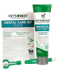 Pet Care Veterinary Toothpaste Gel Dental Hygiene Teeth Cleaning Brush For Dog