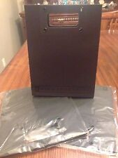 Set of 2: Mary Kay Gift Bags HIGH INTENSITY New Free Shipping
