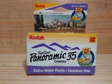 Kodak FunSaver Panoramic 35 exp 8/1994 NOS