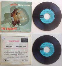 The Shadows Disque Super 45T vinyl 4 titres Guitar tango vintage