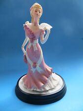 "Lenox Porcelain American Fashion Figurine ""Royal Reception"" Le 1992 Mint"