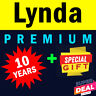 Lynda Premium | 10 Years Valid | UNLIMITED Private Access | Money Back Guarantee