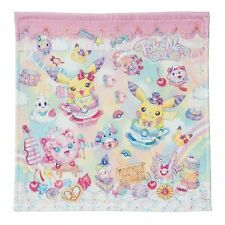 Pokemon Center PokéNeco DOLCE Hand Towel Pikachu Male Female Jigglypuff PokeNeco