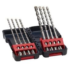 BOSCH 2607019904 SDS Plus Drill Bit Set in Tough Box 8Pc