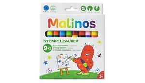Malinos Stempelzauber mit Farbwechsel und Zauberstift NEU