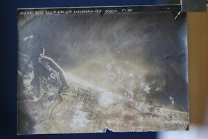 Foto 1.WK Luftbild Luftaufklärung Dünkirchen Ost 26.6.1917 Beschädigt