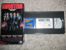 Mobsters (VHS, 1992) good tape. former rental