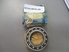 NOS Yamaha Track Drive Bearing SL338 SL396 YDS3 93316-00701