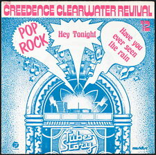 CREEDENCE CLEARWATER REVIVAL - Hey Tonight - 1978 France SP 45 tours