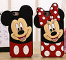 3D Cute Soft Silicone Back Case Cover Shell Skin For Samsung Galaxy Phones Cases