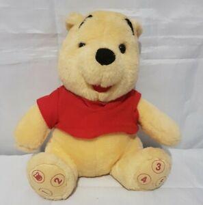 10 inch Talking Storytelling Winnie The Pooh Plush