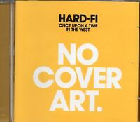Hard Fi - Once Upon A Time In The West (2007 CD) New