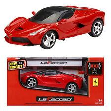 Radio Telecomando Ferrari 1:24 auto New Bright (C)