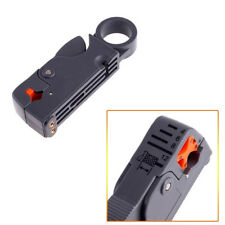 RG59/6/58 RG6 RG58 Stripping Cable Computer Wire Rotary Cutter Stripper Tool
