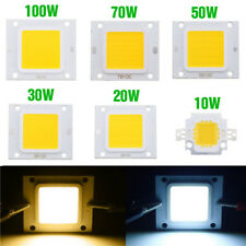 LED SMD Chip Bulbs Beads 10W 20W 30W 50W 100W High Power  Floodlight Lamp Light