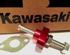 KAWASAKI NINJA /EX 500  BILLET MANUAL CAM CHAIN TENSIONER- USA- EX500 & ER500-10