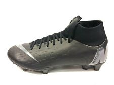 Nike Mercurial Cleats Black AH7368-001 Superfly 6 Pro FG Soccer Sz 12 A1201M20