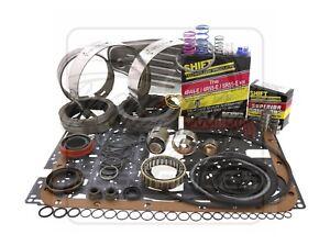 Fits Ford 4R44E 5R44E 5R55E Transmission DLX 2WD L2 Rebuild Kit 1997-Up