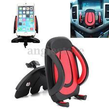 Universal Car CD Slot Stand Holder Mount Cradle for Mobile Cellphone GPS Sat Nav
