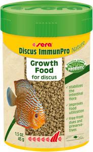 Sera Discus ImmunPro Nature 45g / 100ml Growth Food Probiotics for Discus Fish