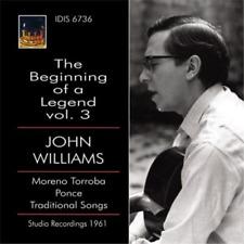 `WILLIAMS, JOHHN; WILFRED B...-JOHN WILLIAMS: THE BEGINNING O (US IMPORT) CD NEW