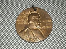 Preussen Orden / Medaille Kaiser Wilhelm I. 1897 Bronze