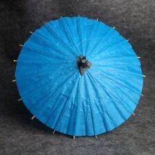 Blue Paper Umbrella Kimono Chinese Style For 1/6 11inch  BJD YOSD AOD DOLLFIE