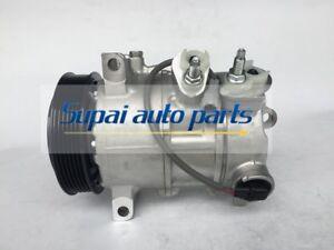 New A/C Compressor For Dodge Avenger Chrysler Sebring 2007 2008 2.7L 3.5L V6