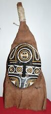 VERY RARE  MAKUNA COLOMBIA AMAZON INDIAN HOOD MASK