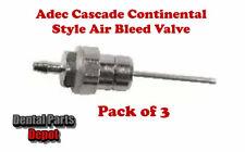 Adec  Cascade Continental Air Bleed Valve (3 Pk) (DCI #9153 x 3)