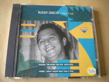Buddy Greco	I had a ball	CD	1993	jazz Cherie Satin doll The look of love Medley