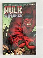 Hulk volume 4: Hulk Vs X-Force - Marvel Comics Trade Paperback graphic novel