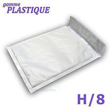 200 Enveloppes à bulles PLASTIQUE H/8 - 270x360mm