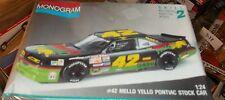 MONOGRAM #24 KYLE PETTY MELLO YELLO Grand Prix NASCAR Model Car Mountain 1/24 FS