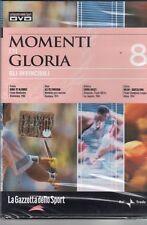 DVD=MOMENTI DI GLORIA=GLI INVINCIBILI=VOL.8=BORG-McENROE 1980=MOSES=MILAN-BARCA