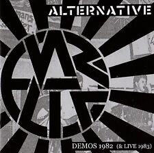 ALTERNATIVE - DEMOS 1982 & LIVE 1983 CD (22 SONGS) UK ANARCHO-PUNK, FLUX / CRASS