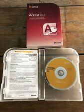 Microsoft Access 2010, Vollversion, Deutsch mit MwSt-Rechnung