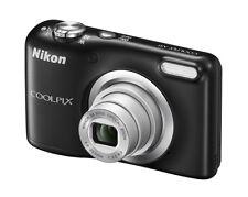 Nikon Coolpix A10 Kit schwarz -